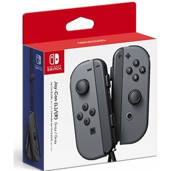 Nintendo Switch Joy-Con Controllers (Gray)