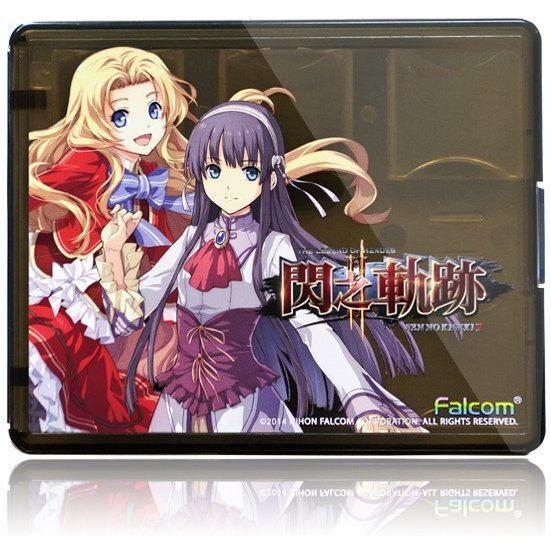 PlayStation Vita Memory Card Case - Eiyuu Densetsu: Sen no