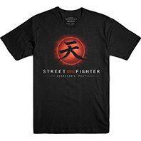 Street Fighter Assassins Fist T-shirt (S Size)