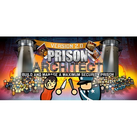 Prison Architect (Steam)