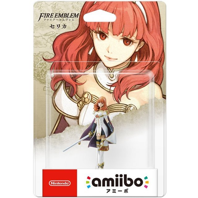 amiibo Fire Emblem Series Figure (Celica)