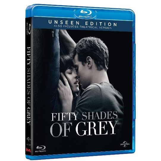 Fifty Shades of Grey (Unseen Edition)