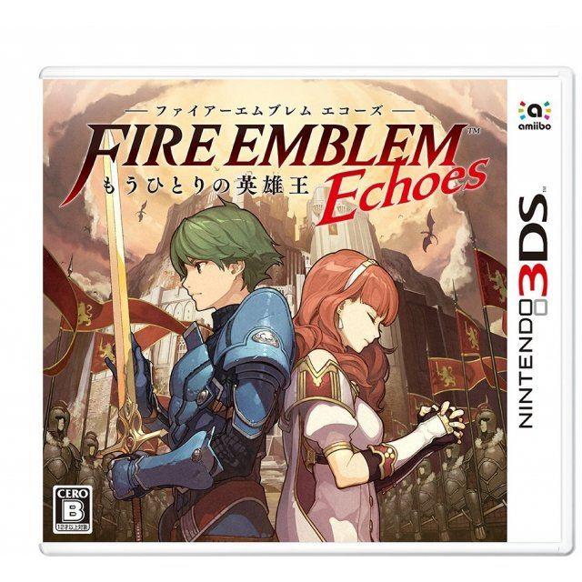 Fire Emblem: Echoes Mou Hitori no Eiyuu Ou