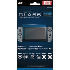 Glass Film for Nintendo Switch (Blue Light Cut)