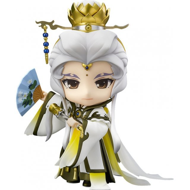 Nendoroid No. 727 Pili Xia Ying Unite Against the Darkness: Su Huan-Jen Unite Against the Darkness Ver.