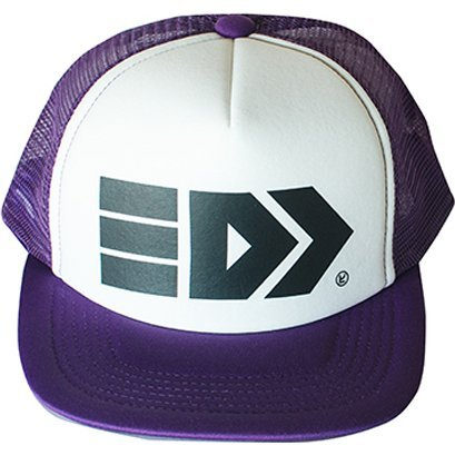 Splatoon - Yako Mesh Cap Purple