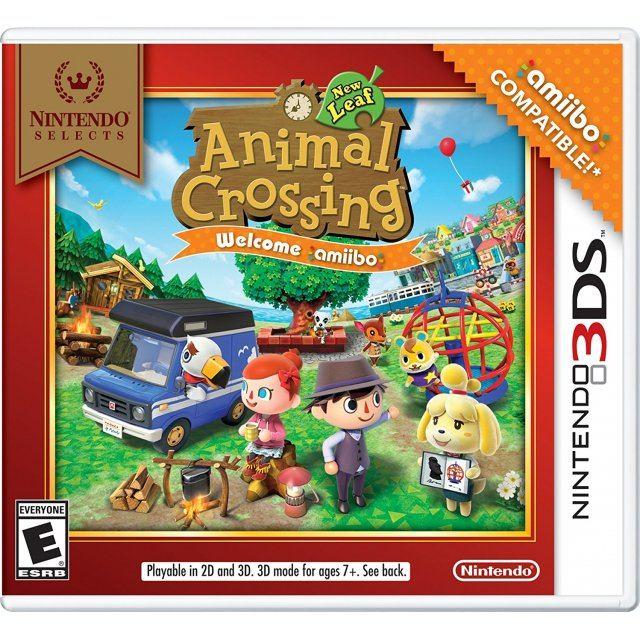Animal Crossing: New Leaf Welcome amiibo (Nintendo Selects)