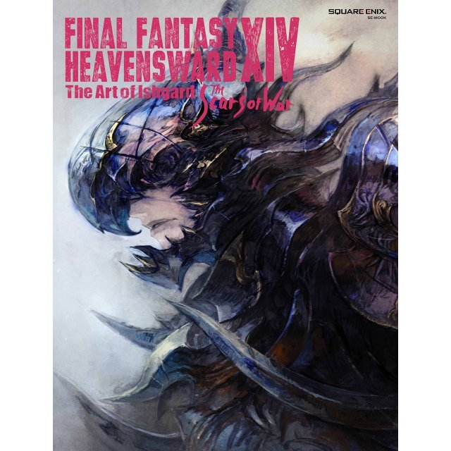 FINAL FANTASY XIV: HEAVENSWARD - THE ART OF ISHGARD - THE SCARS OF WAR