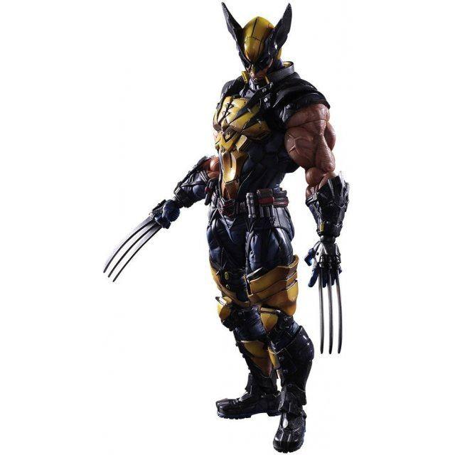 Marvel Universe Variant Play Arts Kai X-Men: Wolverine