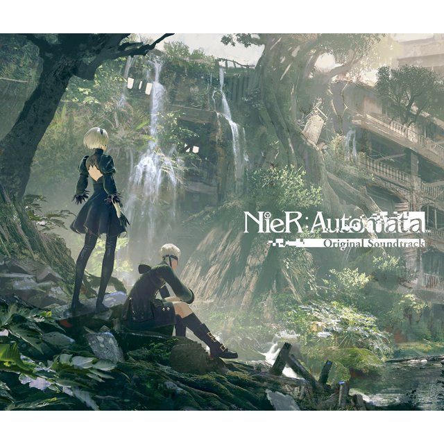 NieR Automata Original Soundtrack