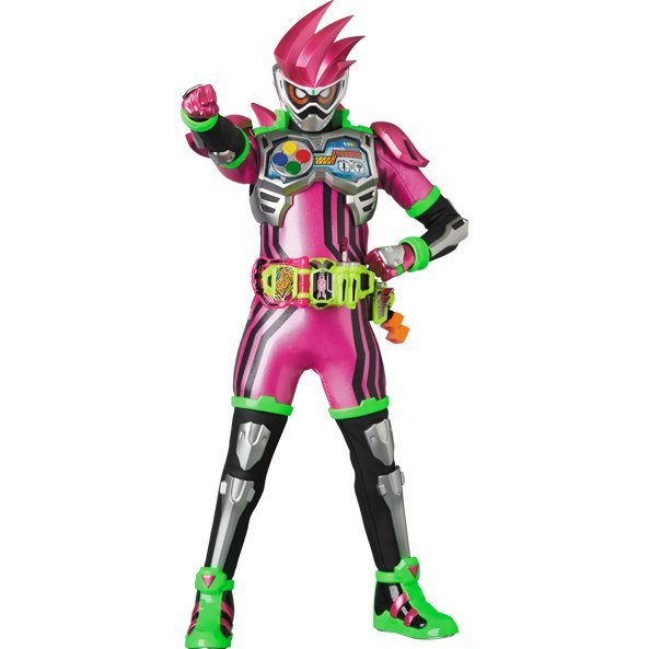 Real Action Heroes Genesis No. 769 Kamen Rider Ex-Aid 1/6 Scale Action Figure: Kamen Rider Ex-Aid Action Gamer Level 2