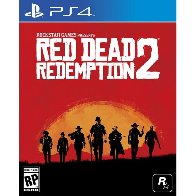 Red Dead Redemption 2 (English)