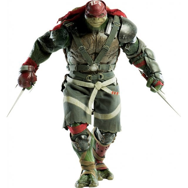 Teenage Mutant Ninja Turtles Out of the Shadows 1/6 Scale Collectible Figure: Raphael