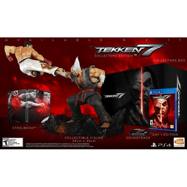 Tekken 7 [Collector's Edition]