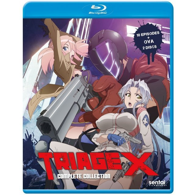 Triage X: Complete Collection