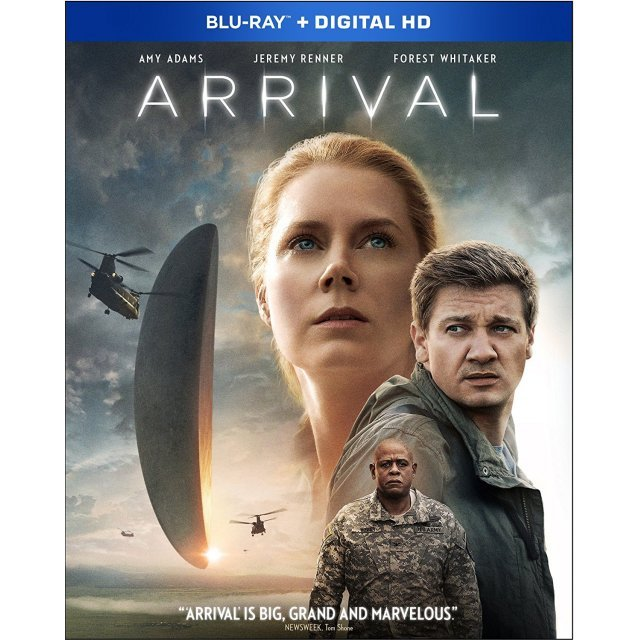 Arrival [Blu-ray+Digital HD]