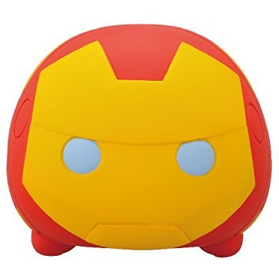 Marvel Tsum Tsum Soft Vinyl Coin Bank: Iron Man
