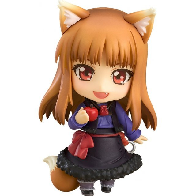 Nendoroid No. 728 Spice and Wolf: Holo [Good Smile Company Online Shop Limited Ver.] (Re-run)