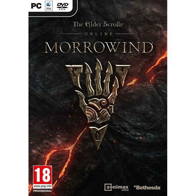 The Elder Scrolls Online: Morrowind (DVD-ROM)