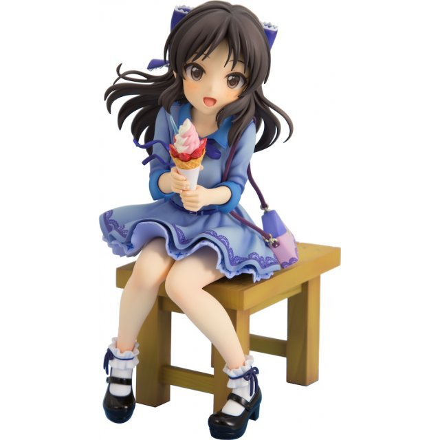 The Idolm@ster Cinderella Girls 1/7 Scale Pre-Painted Figure: Arisu Tachibana [Hajimete no Hyoujou] (Re-run)