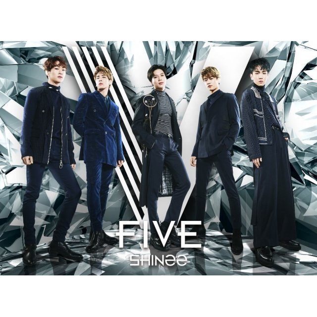 Five [CD+DVD Limited Edition Type B]