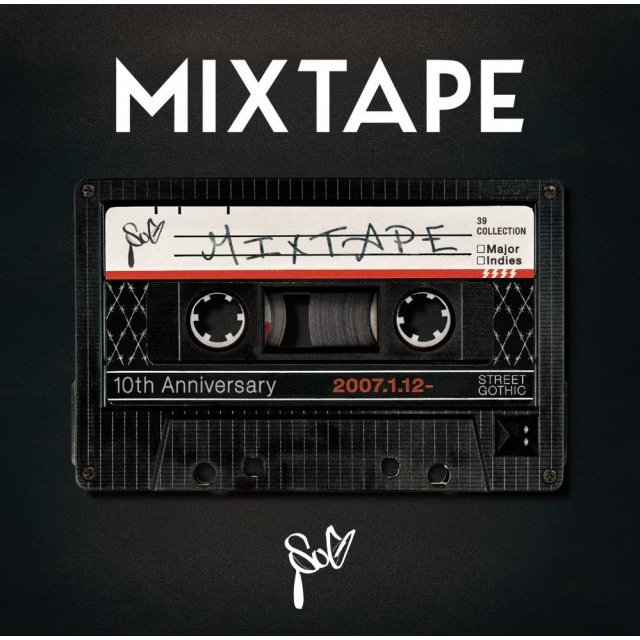 Mixtape [CD+2DVD Limited Edition]