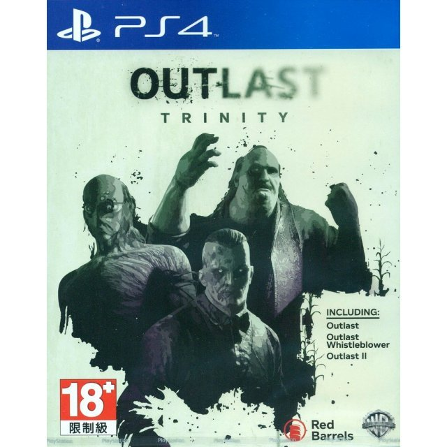 Outlast Trinity (English)
