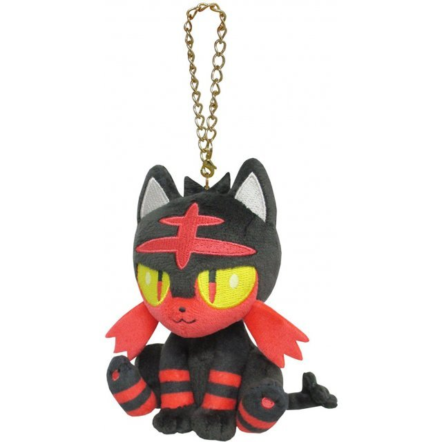 Pocket Monsters All Star Collection Mascot: Litten