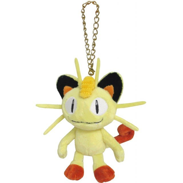 Pocket Monsters All Star Collection Mascot: Meowth