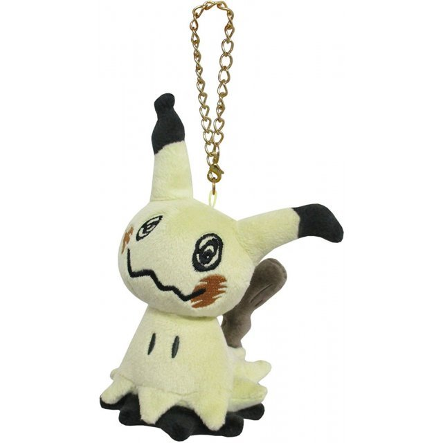 Pocket Monsters All Star Collection Mascot: Mimikyu