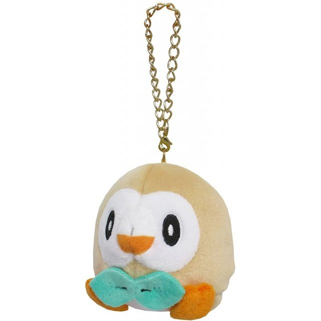 Pocket Monsters All Star Collection Mascot: Rowlet