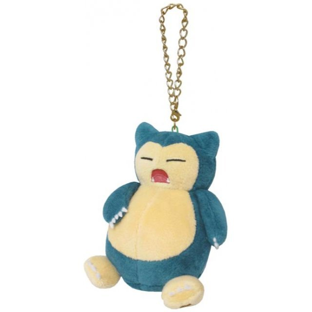Pocket Monsters All Star Collection Mascot: Snorlax