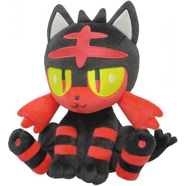 Pocket Monsters All Star Collection Plush: Litten (S)