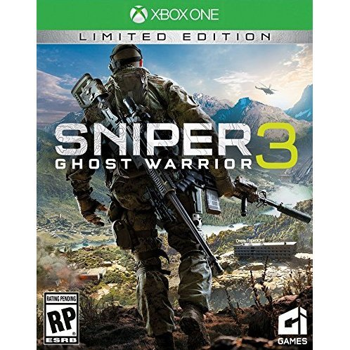 Sniper: Ghost Warrior 3 (English)