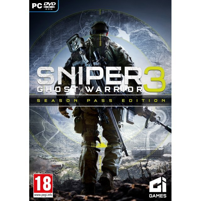 Sniper: Ghost Warrior 3 [Season Pass Edition] (Steam)