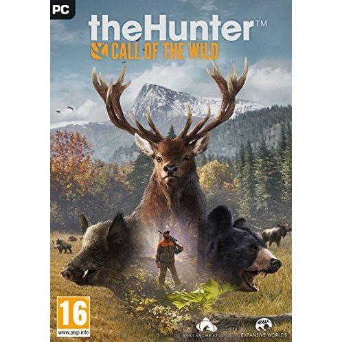 theHunter: Call of the Wild (DVD-ROM)