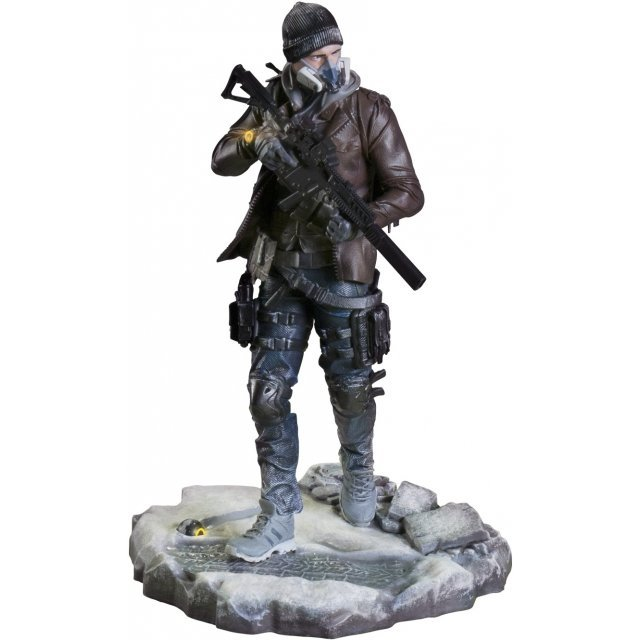 Tom Clancy's The Division Figurine: SHD Agent