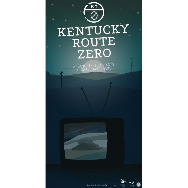 Kentucky Route Zero (Steam)