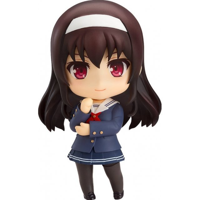 Nendoroid No. 738 Saekano How to Raise a Boring Girlfriend: Utaha Kasumigaoka