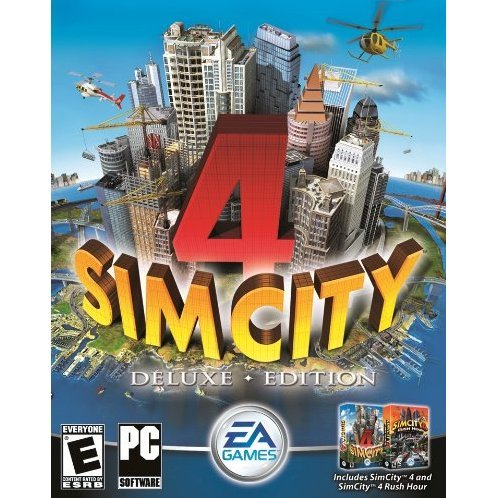 SimCity 4: Deluxe Edition (Origin)