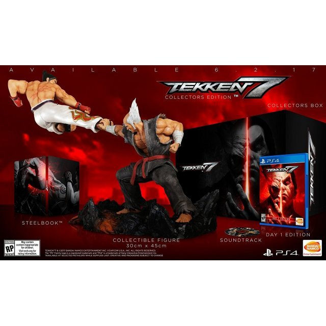 Tekken 7 [Collector's Edition] (Chinese Subs)