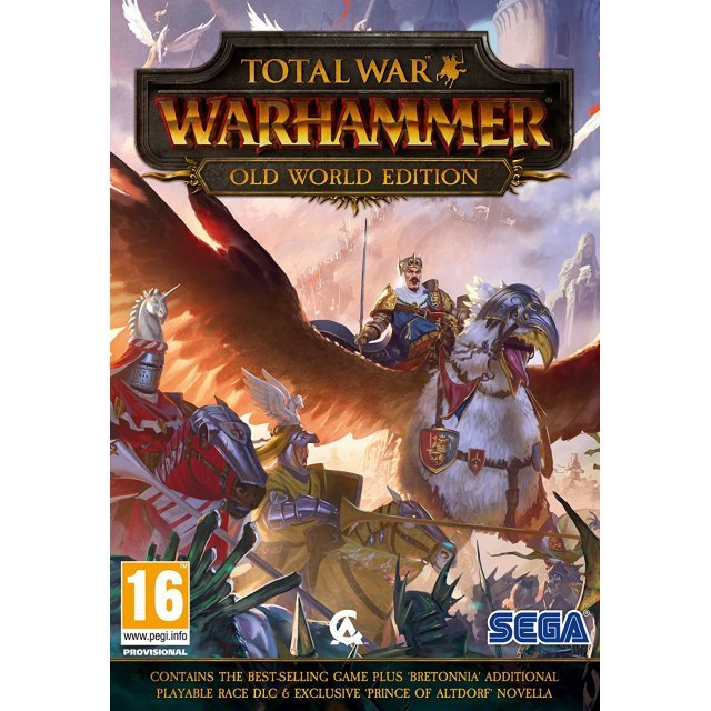 Total War: Warhammer [Old World Edition] (DVD-ROM)