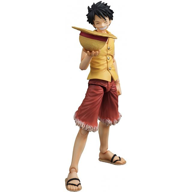 Variable Action Heroes One Piece: Monkey D Luffy Past Blue (Ver. Yellow)
