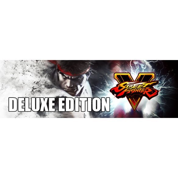 Street Fighter V [Deluxe Edition] (Steam)