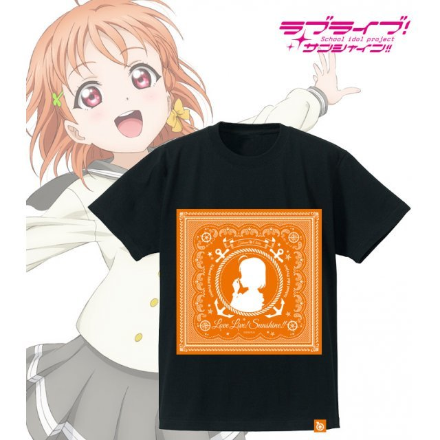 Love Live! Sunshine!! Bandana T-shirt Takami Chika (Ladies XL Size)