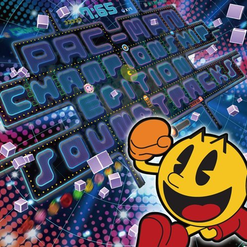 Pacman Championship Edition Soundtracks