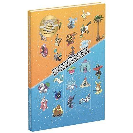 Pokemon Sun and Pokemon Moon: The Official Alola Region [Collector's Edition] (Hardcover)