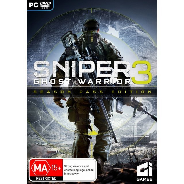 Sniper: Ghost Warrior 3 (DVD-ROM)