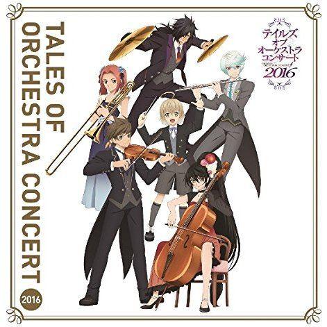 Tales Of Orchestra Concert 2016 Concert Album