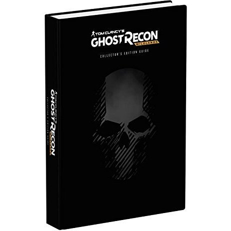 Tom Clancy's Ghost Recon: Wildlands Strategy Guide Book [Collector's Edition] (Hardcover)